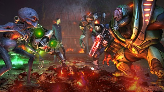 XCOM Enemy Unknown multiplayer mode announced