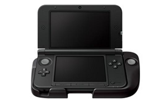 First image of 3DS XL Circle Pad Pro appears, makes 3DS XXL