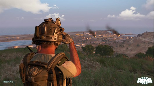 Report Employees of Arma dev arrested for spying on Greek island