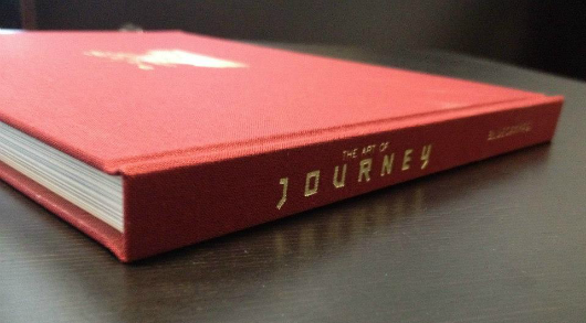 Preorders open for 'The Art of Journey,' first 750 copies signed by creators