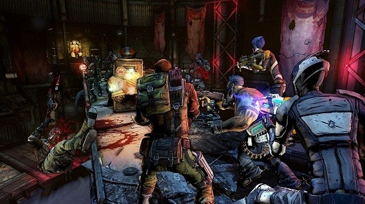 Pitchford hints at coming DLC for Borderlands 2