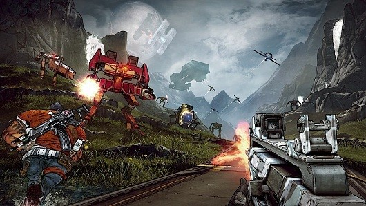 Borderlands 2 getting 'nonseason pass' DLC