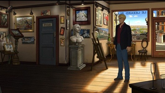 Broken Sword Kickstarter falls short of BaSS sequel