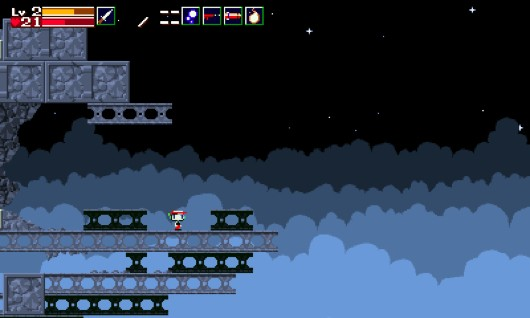 Portabliss Cave Story 3DS eShop