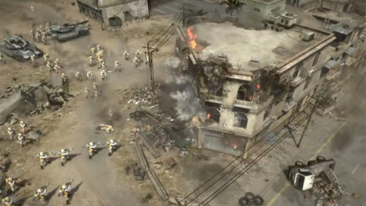 Command & Conquer Generals 2 gets singleplayer after EA backtracks