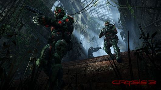 Crysis 3 shows itself off in new trailer and screenshots
