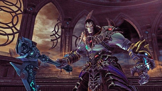 Darksiders 2 'Argul's Tomb' DLC reveal