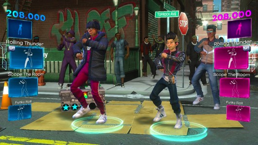 Dance Central 3 has Got It The Right Stuff