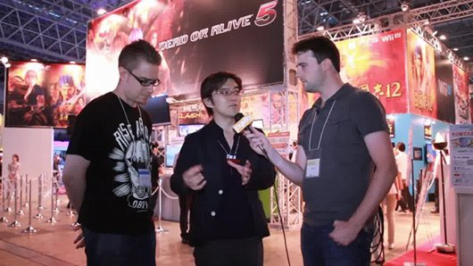 Team Ninja's Yosuke Harashi on appealing to everyone with Dead or Alive 5