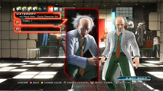 Tekken Tag Tournament 2's hidden characters discovered