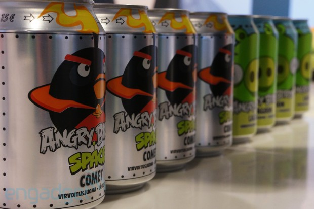 Engadget goes inside Rovio HQ