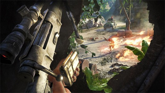 Far Cry 3 GameStop preorder bonus features exploding monkeys