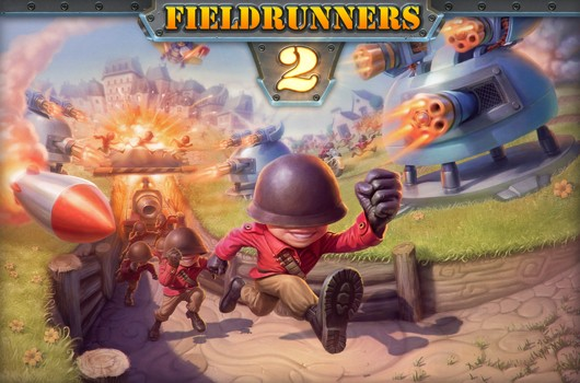 Fieldrunners surpasses $  1 million in sales, Subatomic