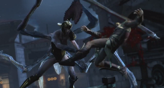 New God of War Ascension trailer is Furyous