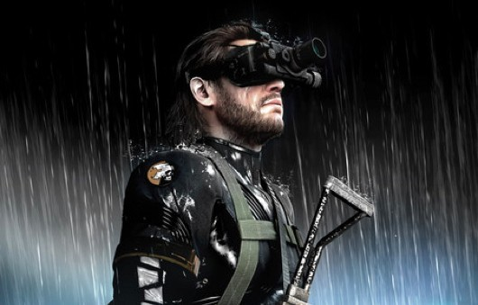MGS Ground Zeroes is not Project Ogre
