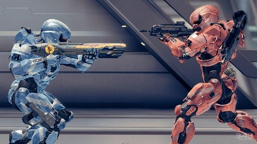 Halo 4 Promethean enemies, weapons unveiled in images