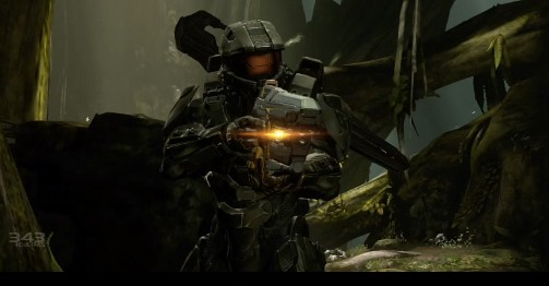 Halo 4 developers delve into designing the Prometheans