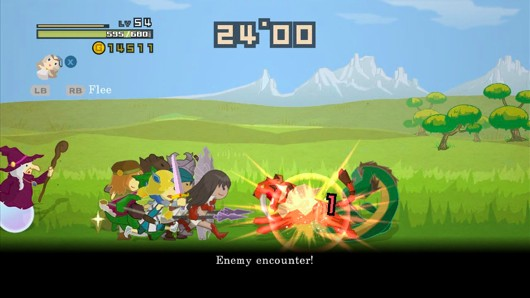 HalfMinute Hero speeds onto PC September 27