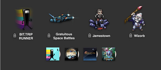Humble Indie Bundle 6 adds BitTrip Runner, Wizorb, more goodness