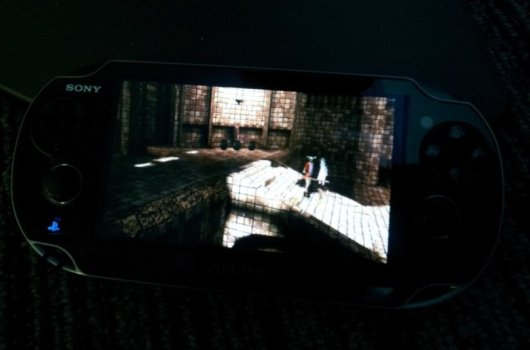 Ico Vita remote play teased