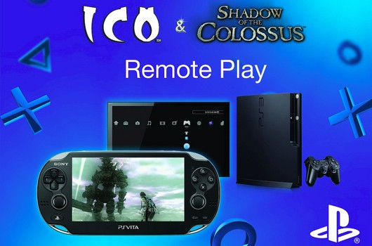 Ico and God of War PS3 collections patched for Remote Play on Vita