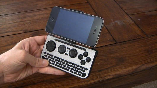 Opensource mobile game controller iControlPad 2 hits Kickstarter