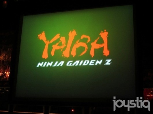 Yaiba Ninja Gaiden Z a partnership between Keiji Inafune's Comcept and Team Ninja
