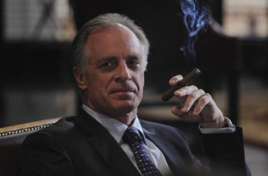 Hitman: Absolution's villain Dexter voiced by Dexter's Keith Carradine