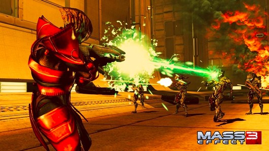 Wii U Mass Effect 3 includes From Ashes and Extended Cut DLC