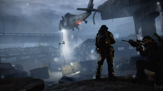 Medal of Honor Warfighter trailer shows off singleplayer campaign