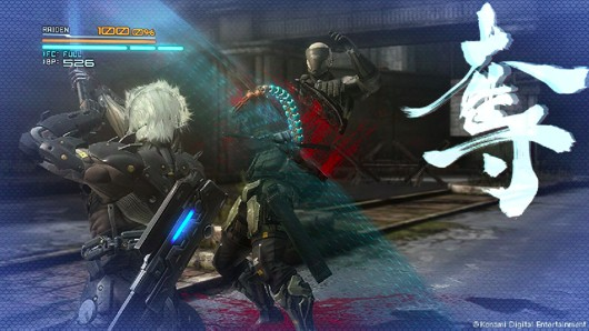 Metal Gear Rising downloadable on PSN in Japan, new trailer