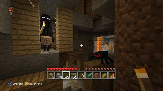 Minecraft XBLA considering mods, diverging from PC after 182