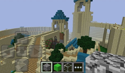 Minecraft Pocket Edition out on Amazon Appstore, Kindle Fire