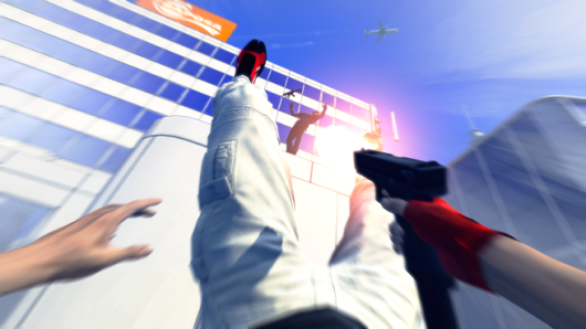 Mirror's Edge jumps onto PSN September 25