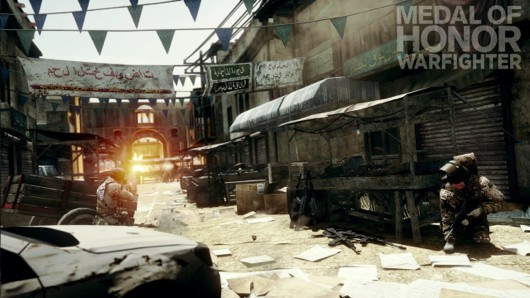 Medal of Honor Warfighter promotes 'Zero Dark Thirty' film with multiplayer DLC