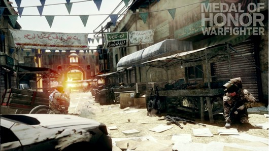 Medal of Honor Warfighter beta begins in early Octoboer
