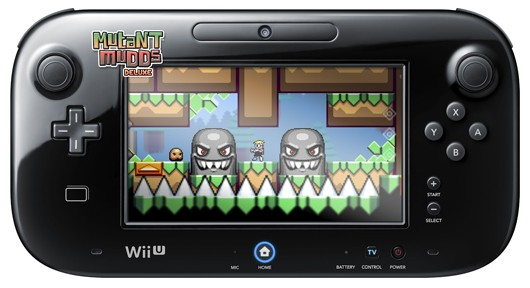 Mutant Mudds Deluxe coming to Wii U