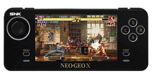 Neo Geo X also to be sold without consolestick for $130