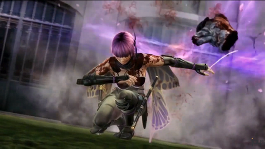 Ninja Gaiden 3 Razor's Edge to include playable Ayane, online coop