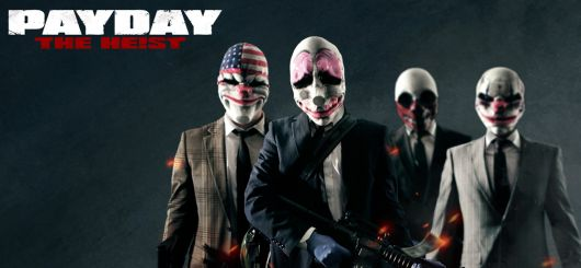505 and Starbreeze teaming up for Payday 2 and P13 in 2013