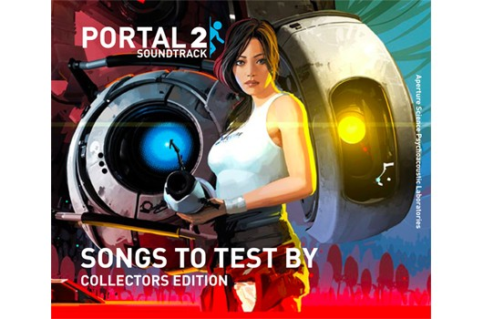Portal 2 Songs to Test By Collector's Edition out October 30