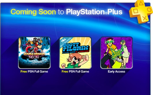 Double Dragon Neon and Scott Pilgrim free on PS Plus this week