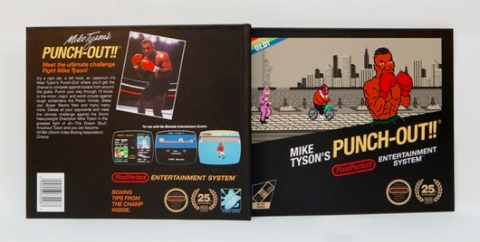 This PunchOut Kickstarter is neat if it gets by Nintendo