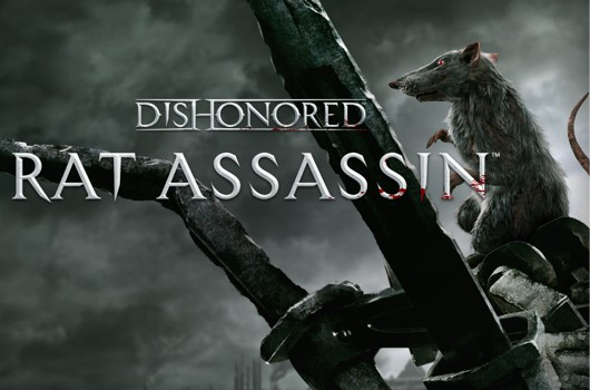 Dishonored Rat Assassin now on iPad