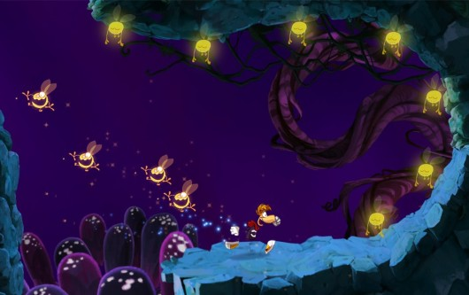 PSA Rayman Jungle Run sprints early onto iOS, hits Android tomorrow