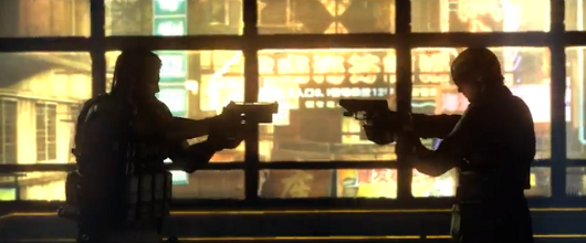 Resident Evil 6 Tokyo Game Show trailer shows drama in action