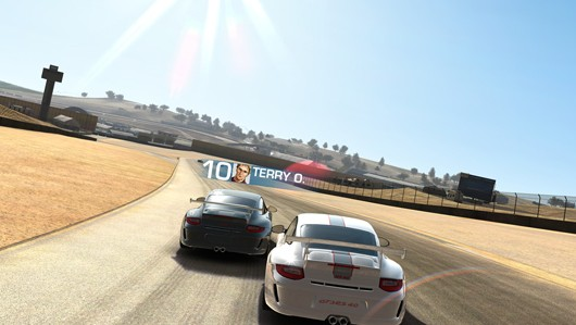 Real Racing 3 coming to iPhone 5 sometime this year, here's a screenshot
