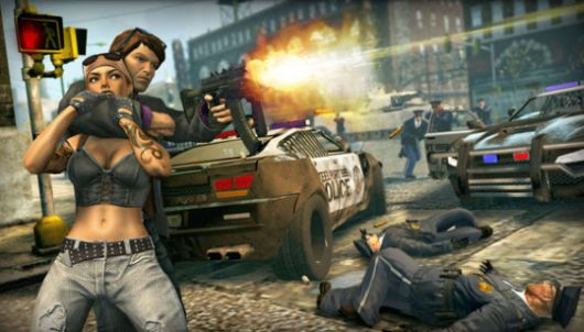 Saints Row The Third free weekend, sale on Steam