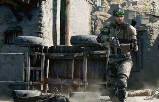 Splinter Cell Blacklist aims to take Conviction's promise to the next level and then some