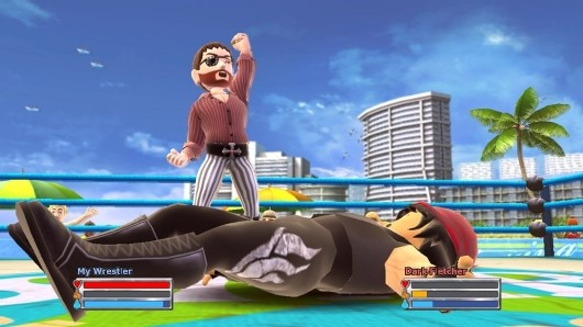 PSA Arcade Fire Pro Wresting resurfaces, now available on XBLM